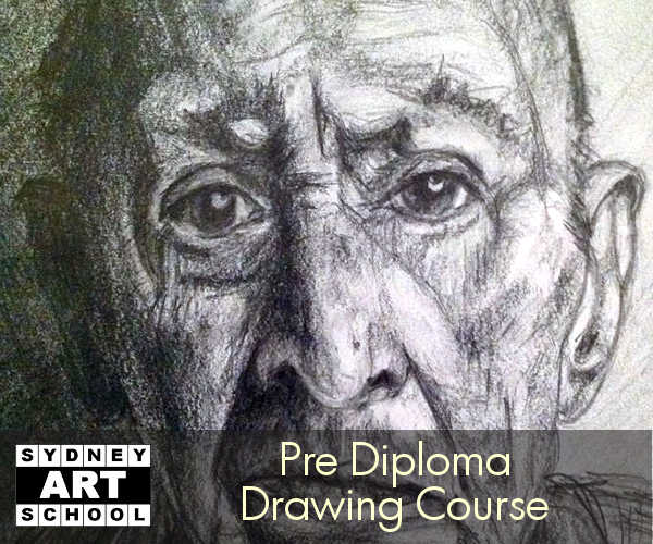 Pre-Diploma - Drawing Course