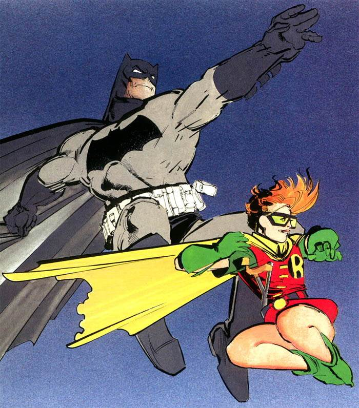 The Dark Knight Returns - Frank Miller