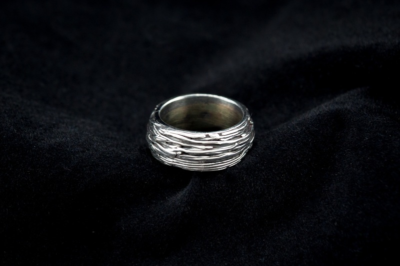 Art Clay Silver Project 06 Design Ring 01