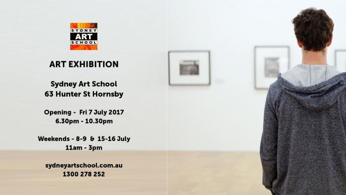 Sydney Art School - Art Exhibition