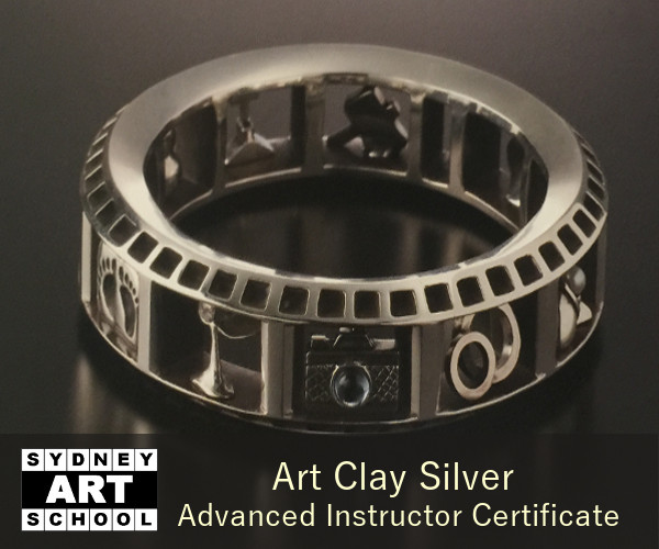 Art Clay Silver - Advanced Instructor Certificate