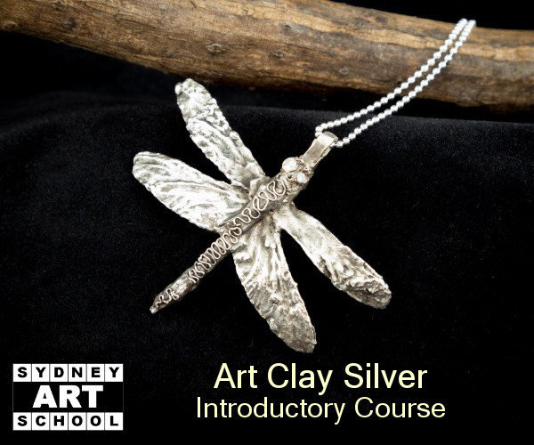 Art Clay Silver Jewellery Course (Introductory)