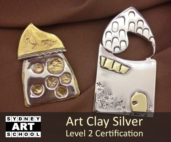 Art Clay Silver - Level 2 Instructor Certification