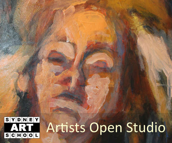 Artists Open Studio Sessions