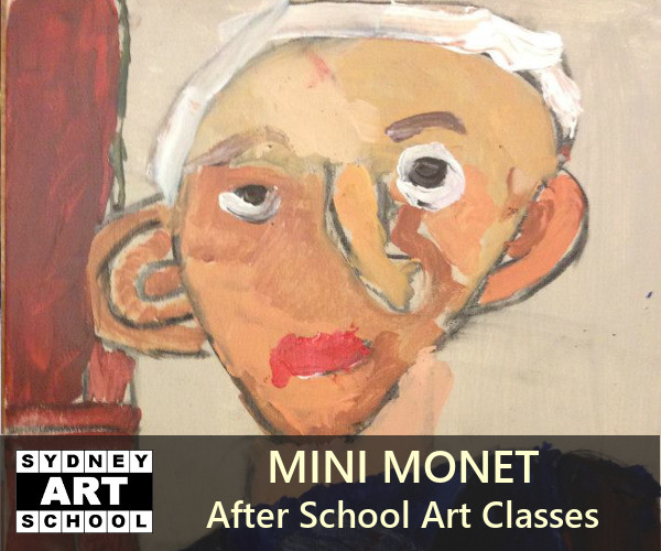 Mini Monet After School Art
