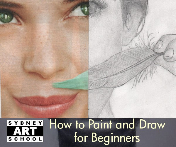 How to Paint and Draw for Beginners