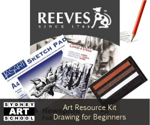 Art Drawing Course Resource Kit