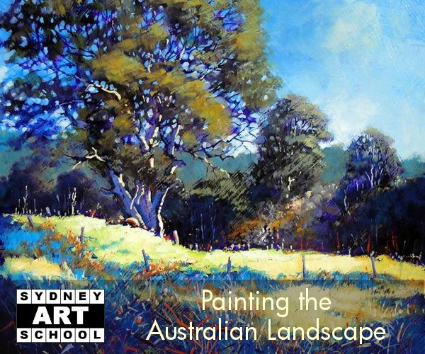 Painting the Australian Landscape - Art Workshop with Gary Myers