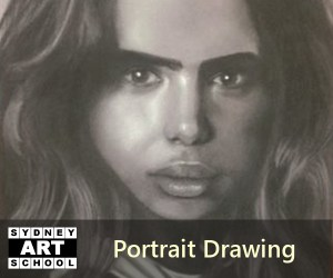 Portrait Drawing||How to Draw the Human Face