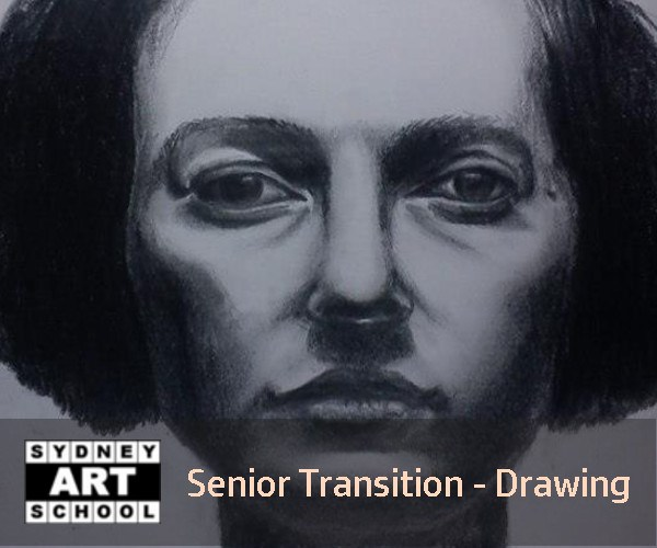Senior Transition Drawing Classes at Sydney Art School