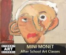 Mini Monet - After School Art Class for Kids
