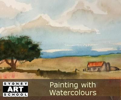 Sydney Art School - Beginners Watercolour Workshop