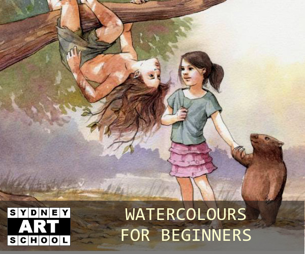 Watercolours for Beginners