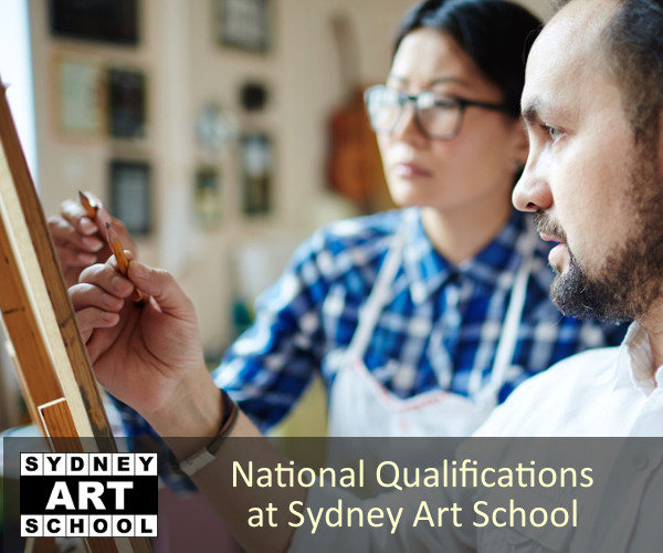 National Qualifications at Sydney Art School (SAS)