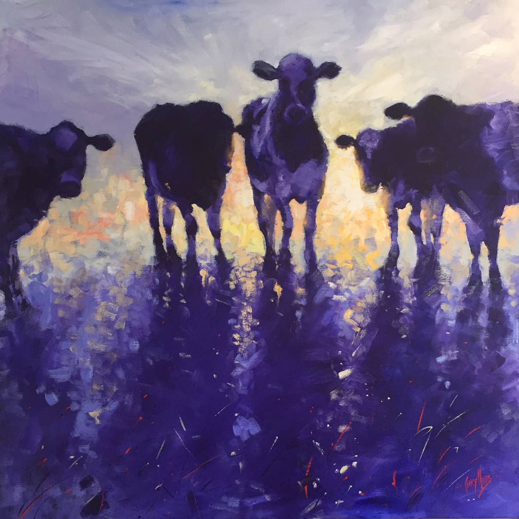 gary myers cows
