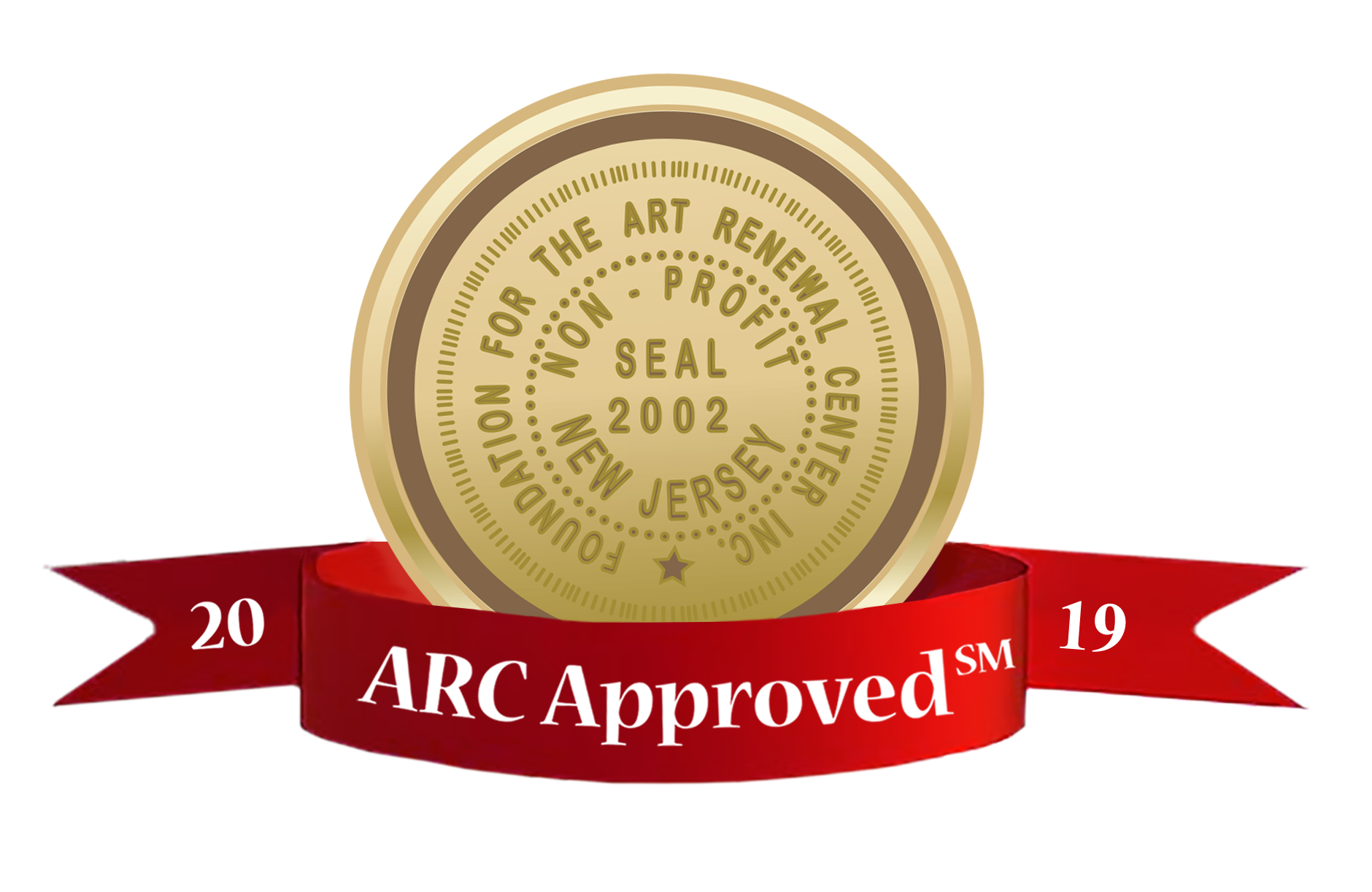 ARC Art Renewal Centre Approved Seal 2019