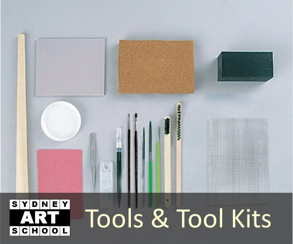 Art Clay Silver Tools and Toolkits