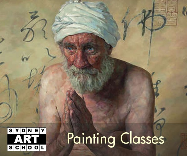 Diploma in Visual Arts - Painting Classes