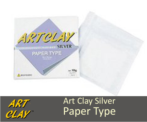 Art Clay Silver - Paper Type - 10g