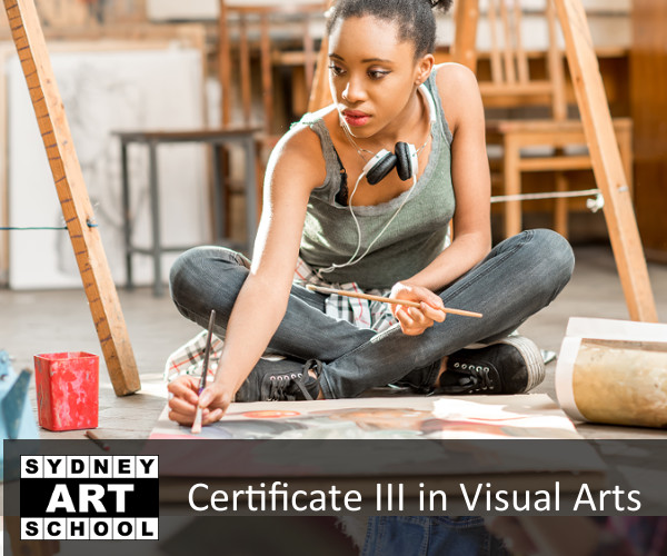 Certificate III in Visual Arts