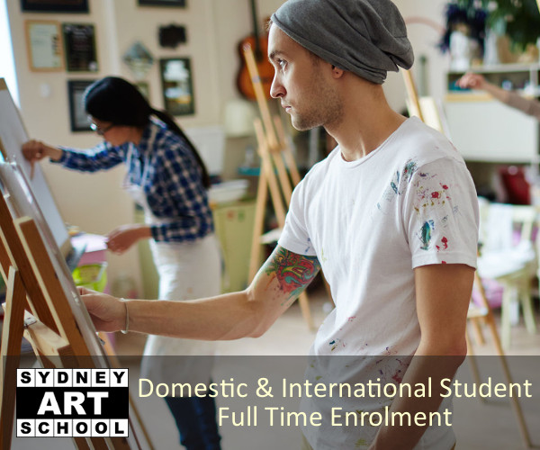 domestic and international students enrolment