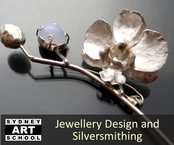 Jewellery Design and Silversmithing
