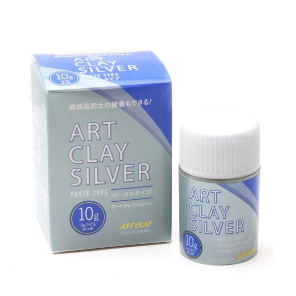 A-0285-Art-Clay-Silver-Paste Type-10g
