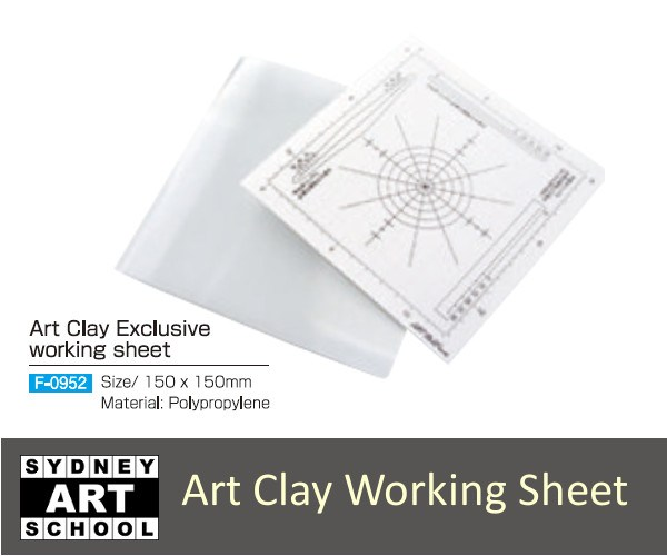 Art Clay Working Sheet