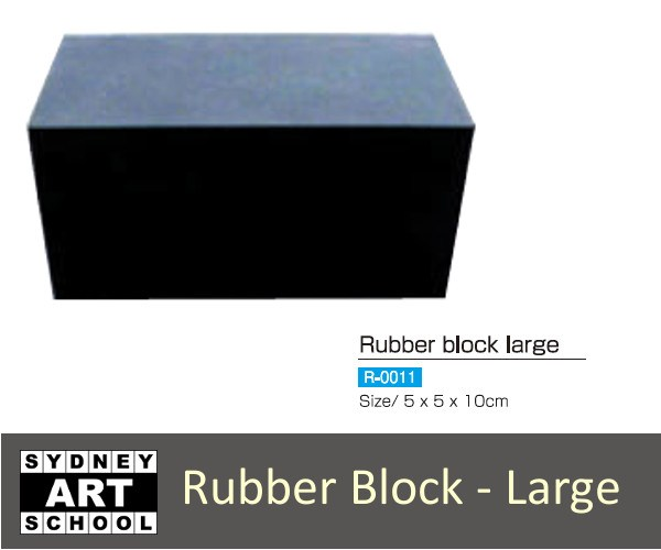 R-0011-Rubber-Block-Large