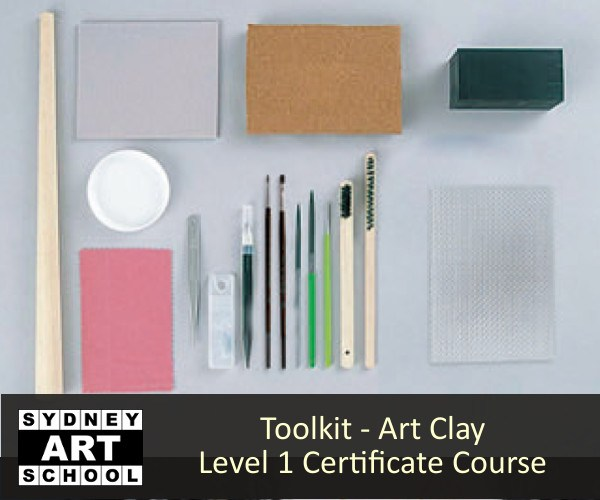 Toolkit-Art-Clay-Level-1-Course