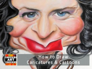 Caricature and Cartoon Drawing Workshop||Next Workshop -TBA