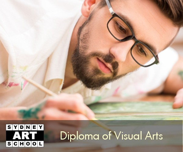 Diploma of Visual Arts | Sydney Art School | Australia