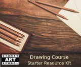 Drawing Course Resource Kit - Starter Set
