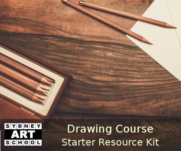 Drawing Course - Starter Resource Kit