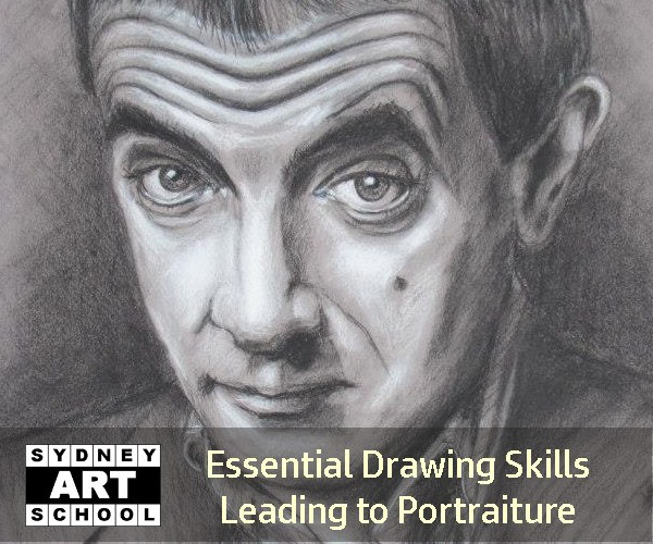 Essential Drawing Skills Leading to Portraiture - Art Resource Kit
