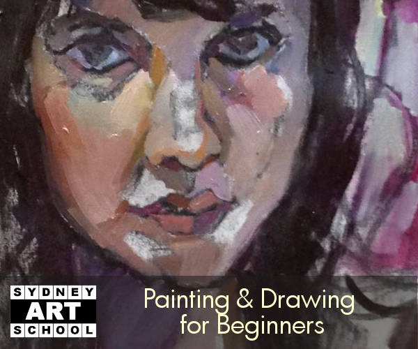 Painting and Drawing Course for Beginners