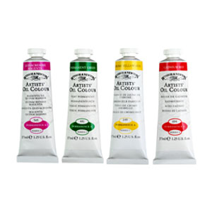 winsor newton artists oil colour