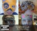 school holiday art workshop sculpture club 5