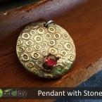 Art Clay Australia Pendant with Stone.jpg