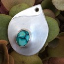 Art Clay Pendant with Stone 07.jpg