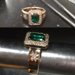 Custom Emerald and Diamond Ring - Daniel Cap.jpg