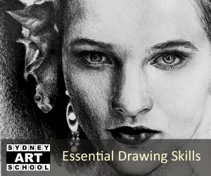 Essential Drawing Skills Leading to Portraiture