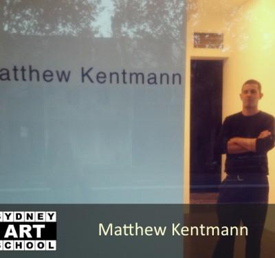 Matthew Kentmann Art Tutor