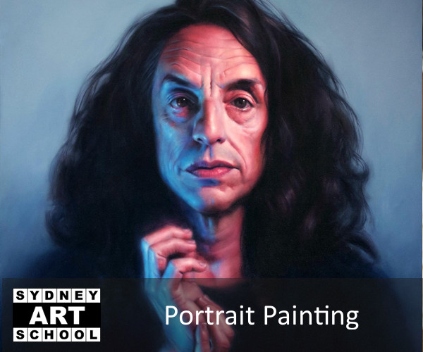 Portraiture Master Class - Sally Ryan