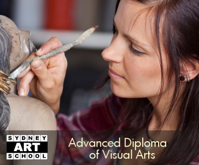 Advanced Diploma of Visual Arts