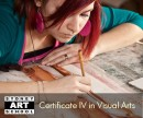 Certificate IV in Visual Arts