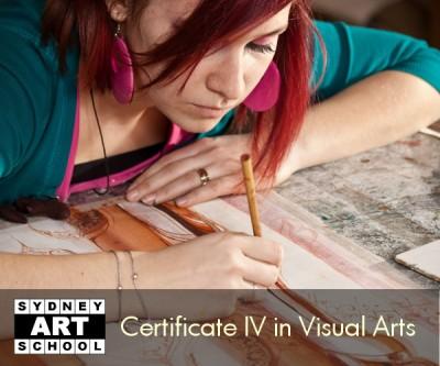 Certificate IV in Visual Arts