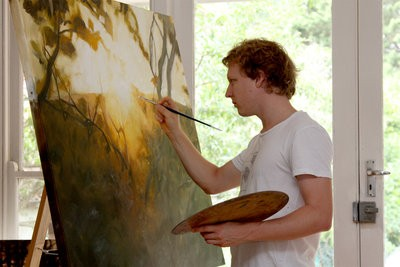 Matthew Kentmann Art Tutor