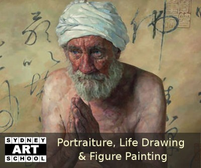 Portraiture, Life Drawing, Figure Painting