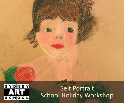 Self Portrait - School Holiday Art Workshop